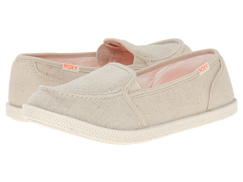 Roxy - Lido Rope II (Natural) Women's Slip on Shoes