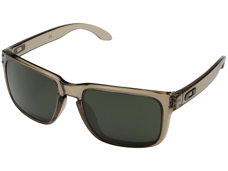 Oakley - Holbrook (Dark Grey w/ Sepia) Sport Sunglasses