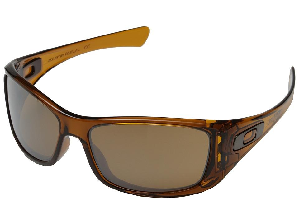 Oakley - Hijinx (Tungsten Iridium w/ Dark Amber) Goggles