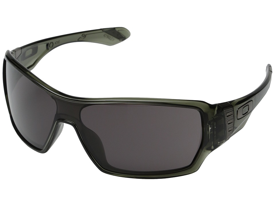 Oakley - Offshoot (Warm Grey w/ Olive Ink) Sport Sunglasses