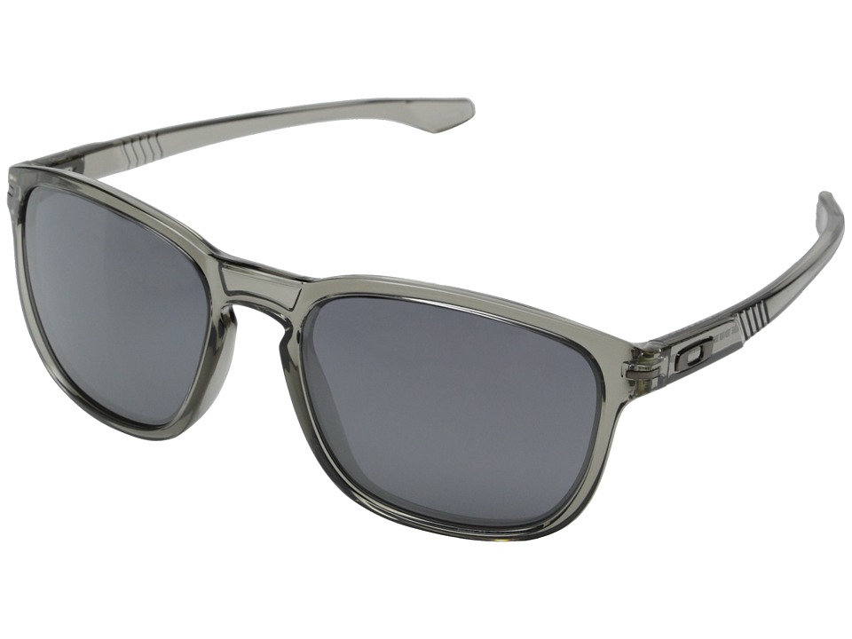 Oakley - Enduro (Black Iridium w/ Grey) Fashion Sunglasses