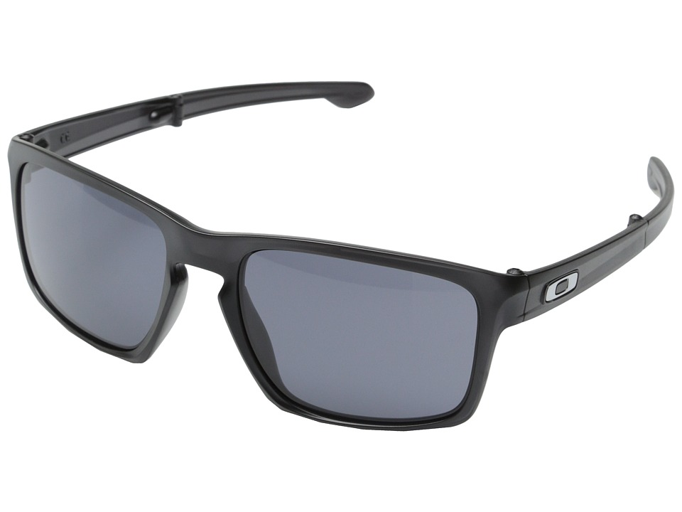 Oakley - Sliver F (Grey w/ Matte Black) Fashion Sunglasses