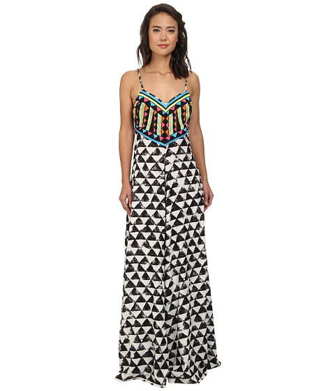 Mara Hoffman - Embellished Maxi Dress (Alta) Women