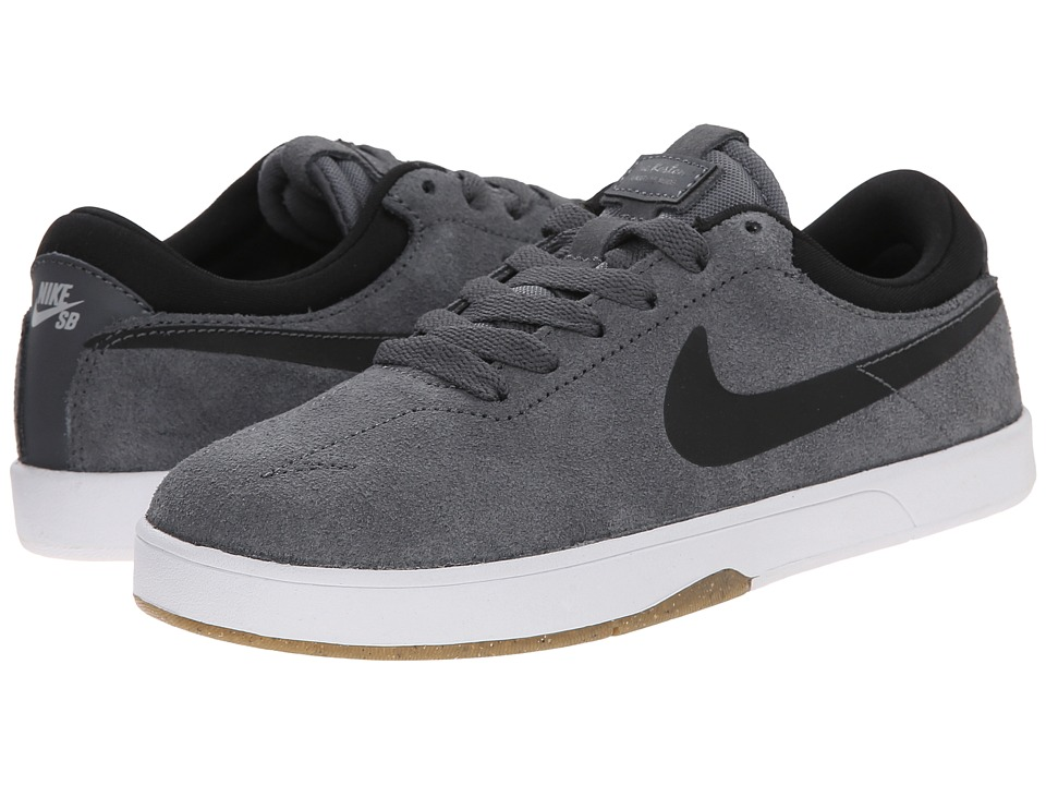 Nike SB Kids - Eric Koston (Big Kid) (Dark Grey/Wolf Grey/Black) Boys Shoes