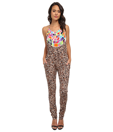 Mara Hoffman - Jumpsuit (Jaguar) Women's Jumpsuit & Rompers One Piece