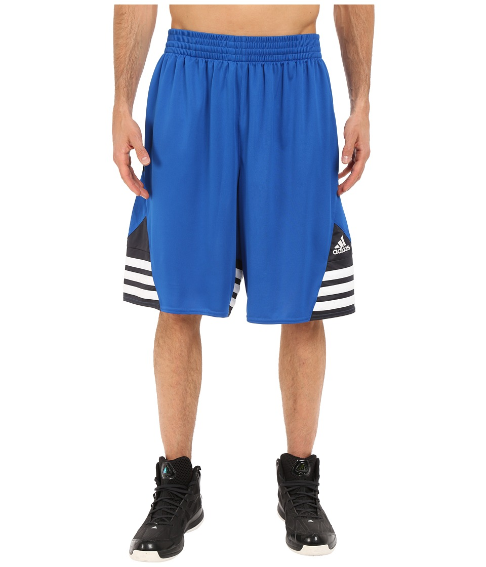 adidas - Superstar 2.0 Short (Blue Beauty/Night Grey/White) Men's Shorts
