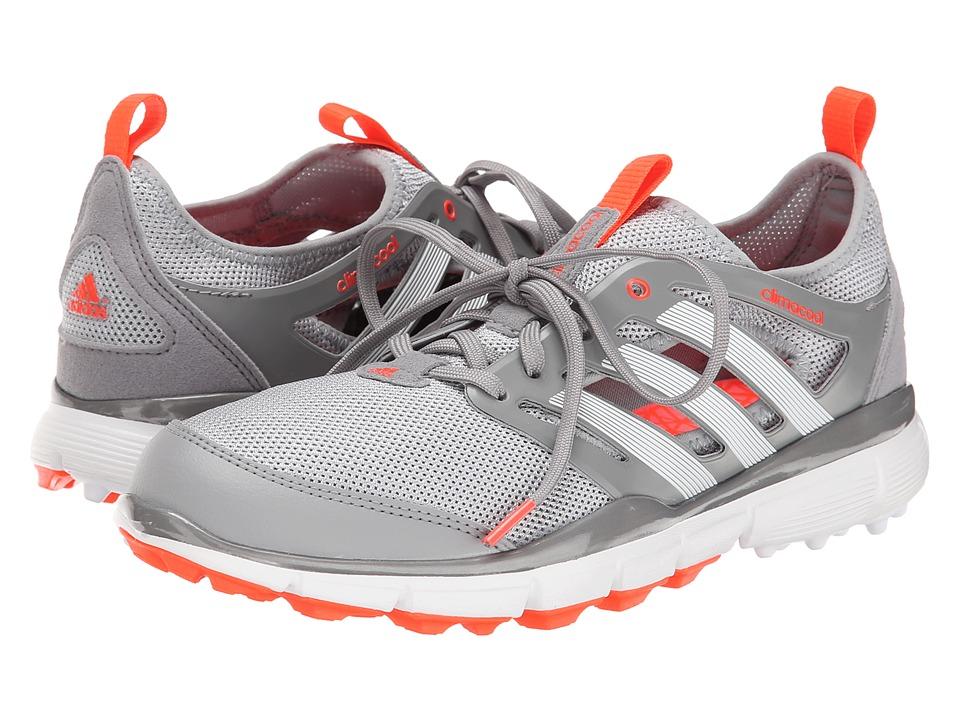 Adidas Golf - Climacool II (Clear Onix/Running White/Sola...