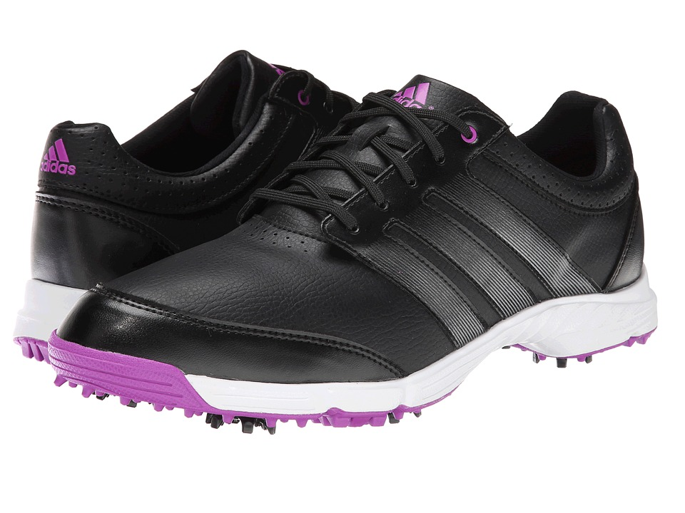 adidas Golf - Response Light (Core Black/Iron Metallic/Flash Pink) Women's Golf Shoes
