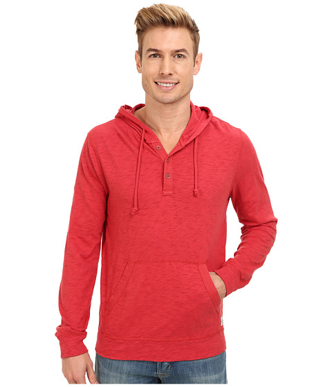 Lucky Brand - Shasta Hoodie (Red) Men