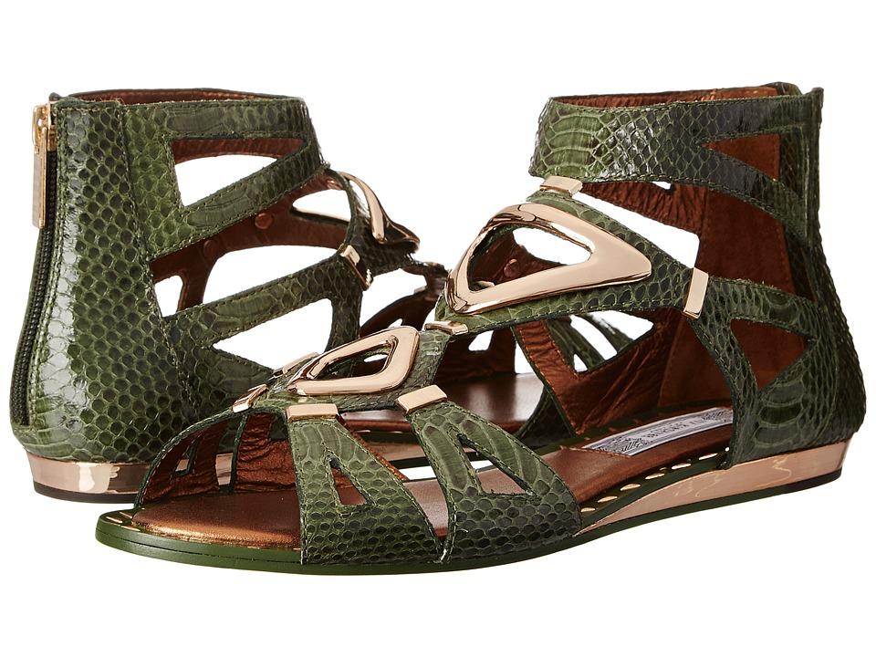 IVY KIRZHNER - Babylon (Moss) Women's Sandals