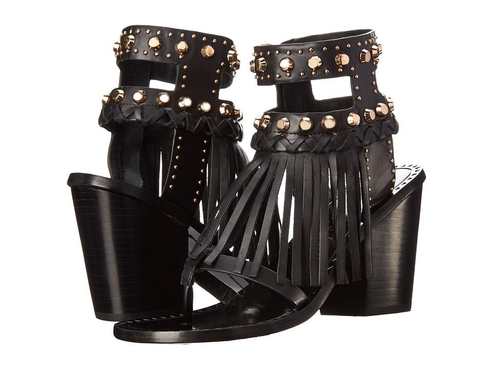 IVY KIRZHNER Hildagard (Black) High Heels