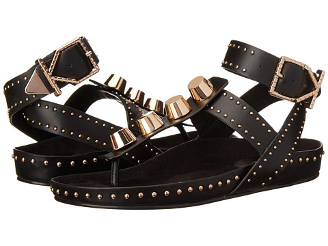 IVY KIRZHNER - Treble (Black) Women's Sandals