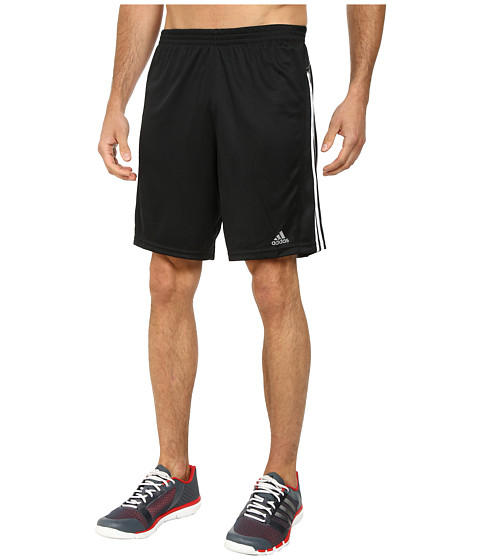 adidas - Response Dual Short (Black/White) Men's Shorts