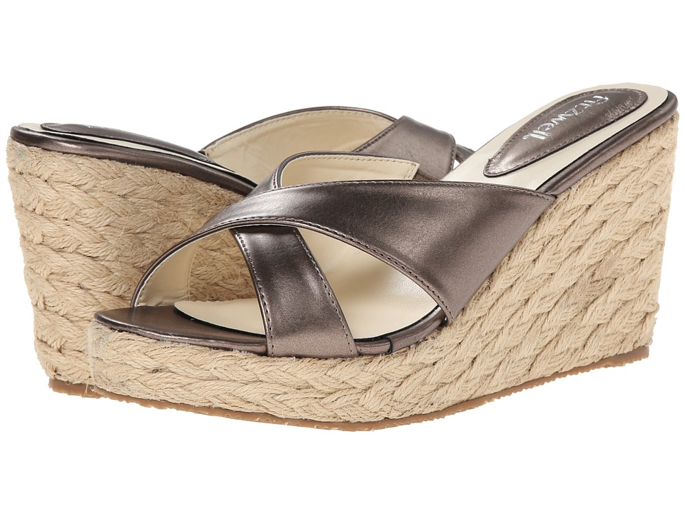 Fitzwell - Shelley (Pewter) Women's Sandals
