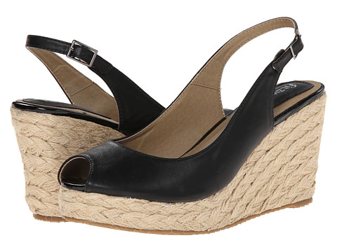 Fitzwell - Savannah (Black) Women's Sandals