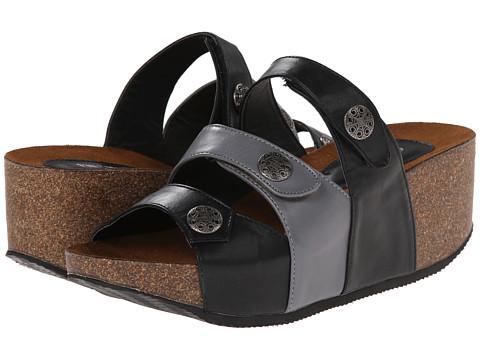 Fitzwell - Sabrina (Black) Women's Sandals