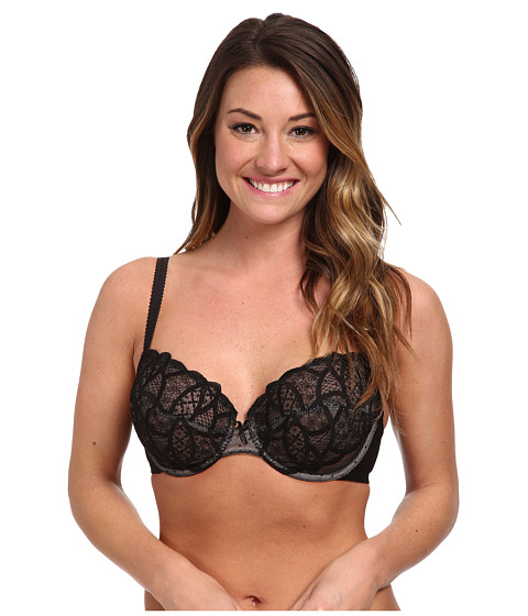 Wacoal - Simply Sultry Underwire Bra 850279 (Black) Women