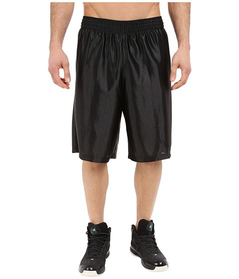 adidas - Basics Short 2 (Black) Men's Shorts