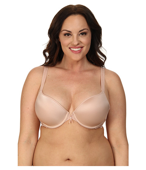 Wacoal - In Bloom Contour Bra 853237 (Mahogany Rose) Women's Bra
