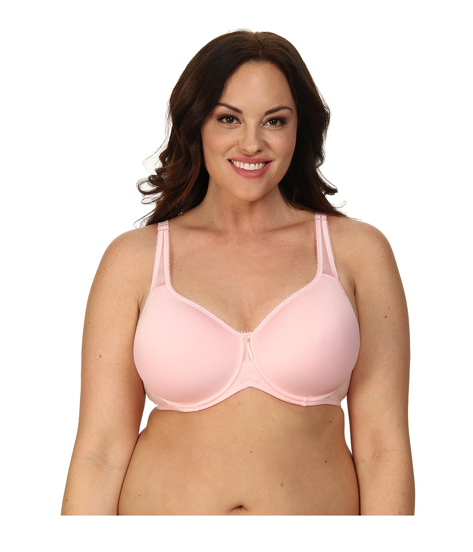 Wacoal - Basic Beauty Spacer Underwire T-Shirt Bra 853192 (Crystal Rose) Women