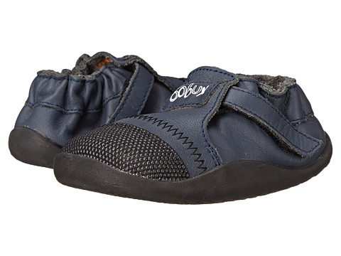 Bobux Kids - Xplorer Origin (Infant/Toddler) (Navy/Black) Boy
