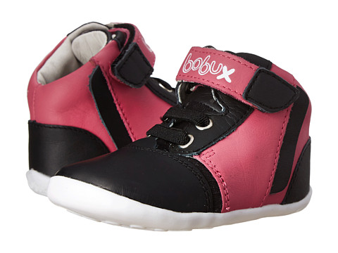 Bobux Kids - Step Up Halftone (Infant/Toddler) (Pink) Girl's Shoes