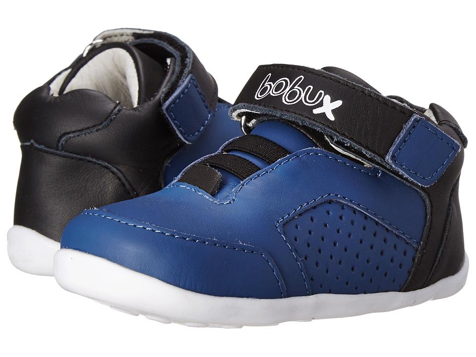 Bobux Kids - Step Up Element (Infant/Toddler) (Blue) Boys Shoes