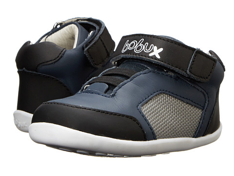 Bobux Kids - Step Up Element (Infant/Toddler) (Navy) Boys Shoes