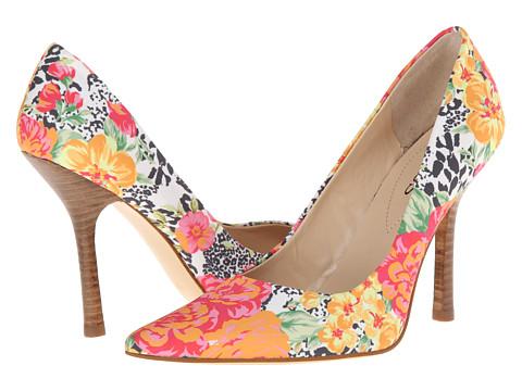 GUESS - Cadeo (Floral) High Heels