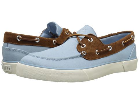 Polo Ralph Lauren - Rylander (Hampton Blue/New Snuff Preppy Chino/Sport Suede) Men