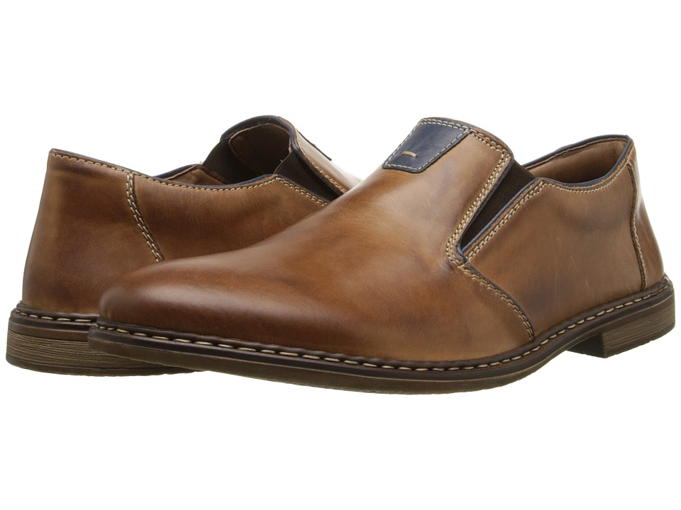 Rieker 13462 Diego 62 (Toffee/Royal) Men