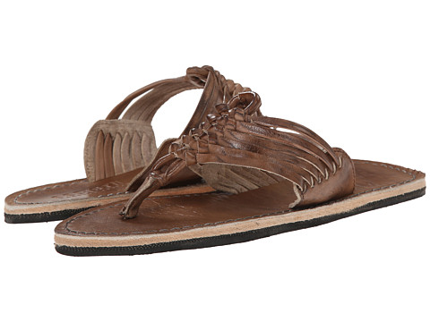 Bed Stu - Riley (Tan Rustic) Women's Sandals