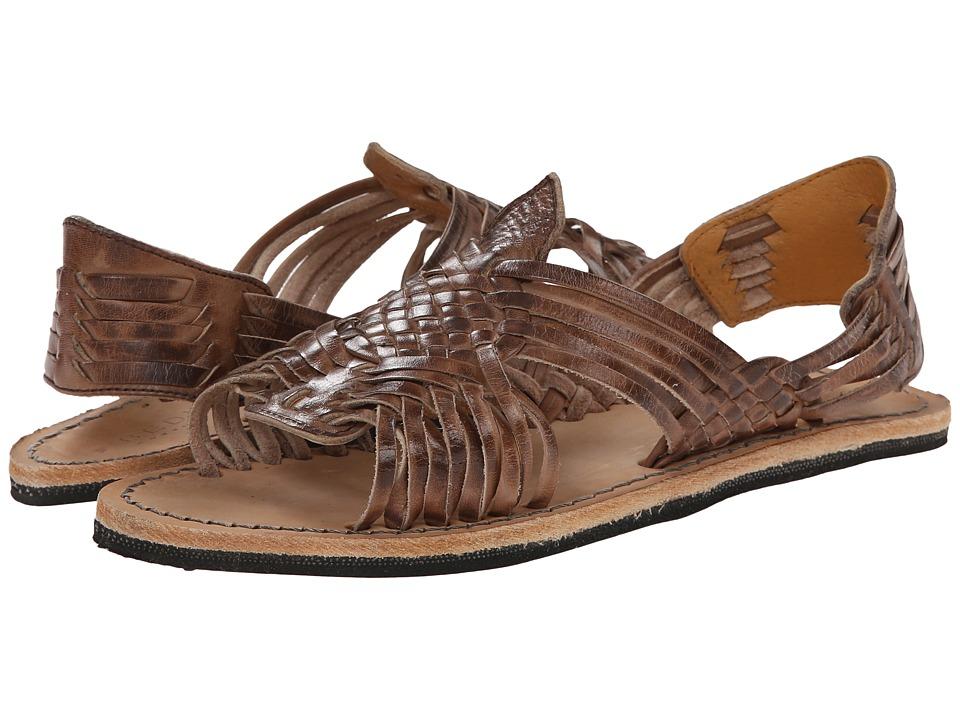 Bed Stu - Lauren (Tan Rustic) Women's Sandals