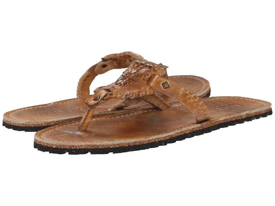 Bed Stu - Adobe (Tan Rustic White BFS) Women's Sandals