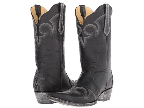 Old Gringo - Celeste Remaster (Black) Cowboy Boots