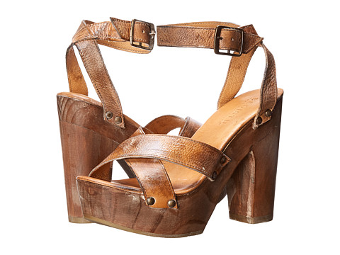 Bed Stu - Madeline (Tan Rustic White BFS) Women