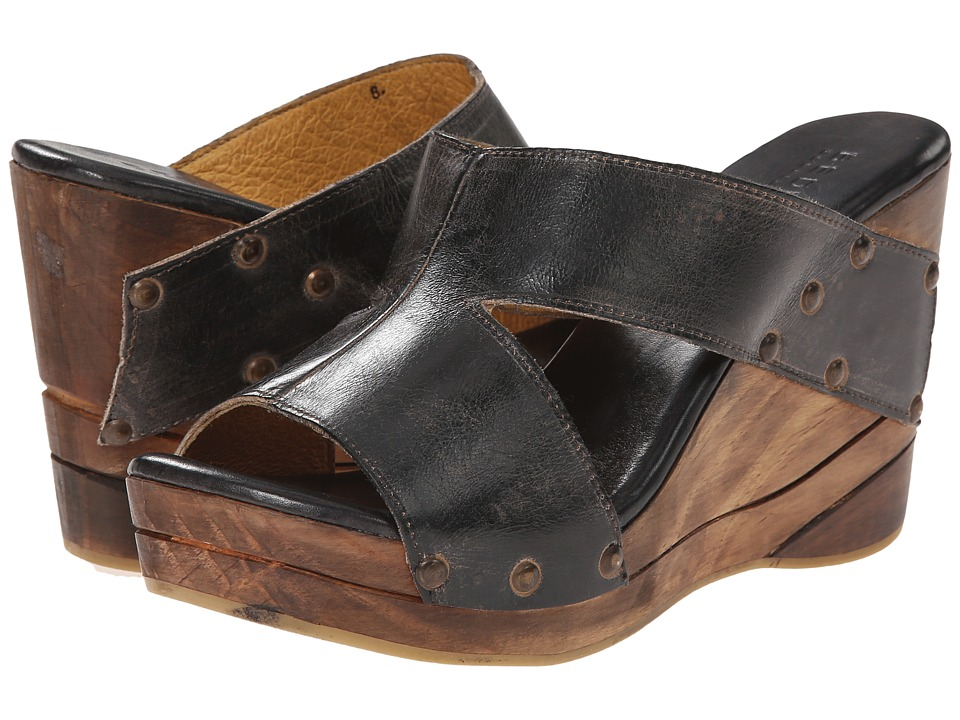 Bed Stu - Olea (Black Rustic Rust BFS) Women