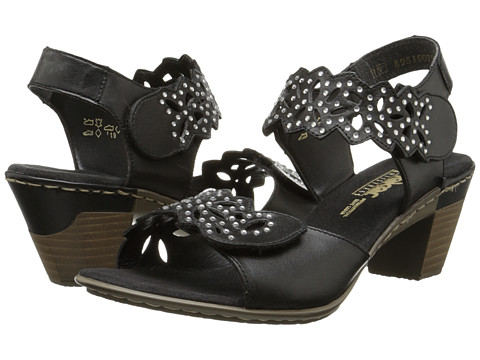 Rieker - 67367 Aileen 67 (Black) Women