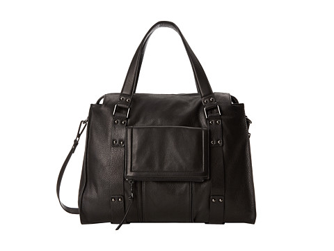 Kooba - Rhodes Satchel (Black) Satchel Handbags