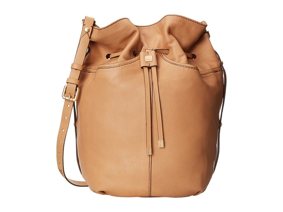 Kooba - Frankie Drawstring (Camel) Handbags