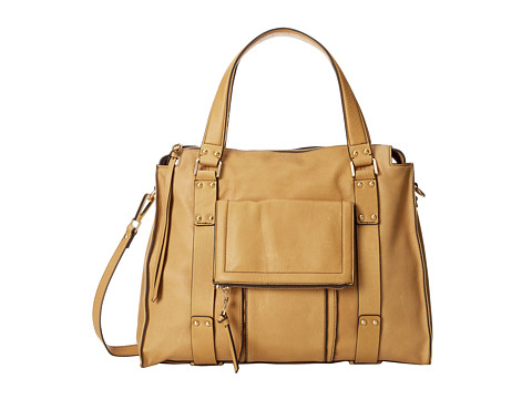 Kooba - Rhodes Satchel (Camel) Satchel Handbags