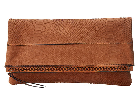 Kooba - Marilyn Clutch (Earth (Cut Python)) Clutch Handbags