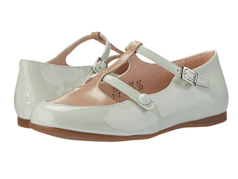 Venettini Kids - 55-Colby (Little Kid/Big Kid) (Mint Patent/Mint Pearlized Leather) Girls Shoes