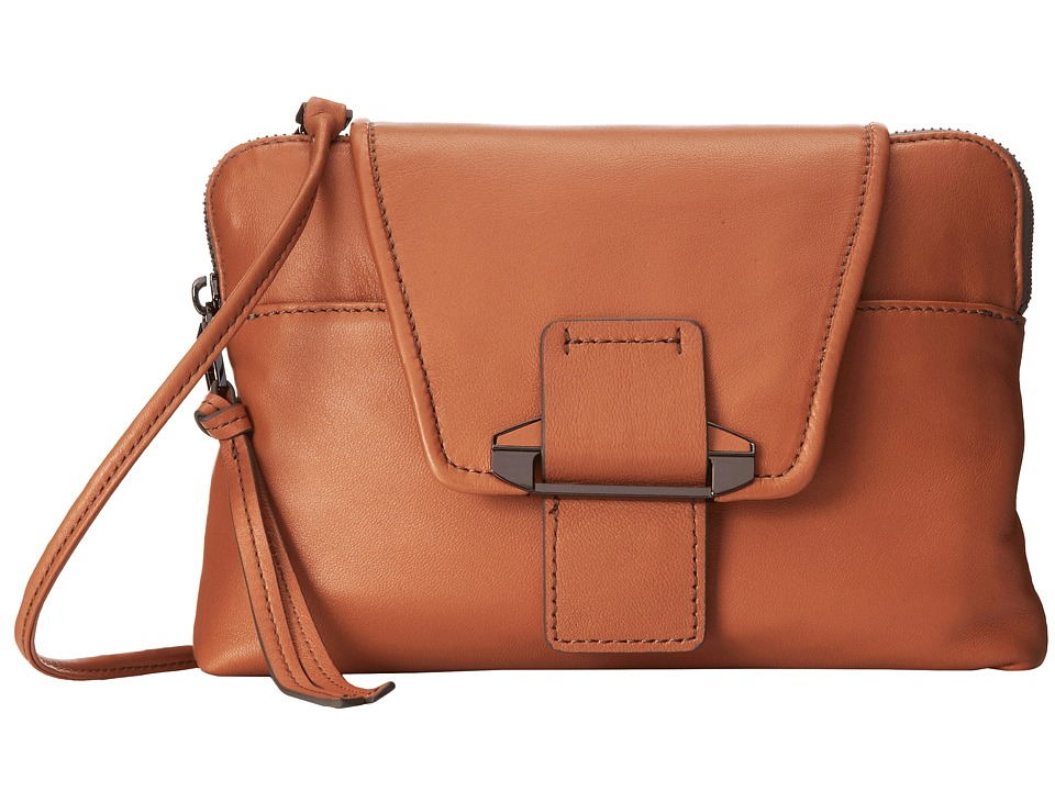 Kooba - Emery (Rose Gold) Cross Body Handbags