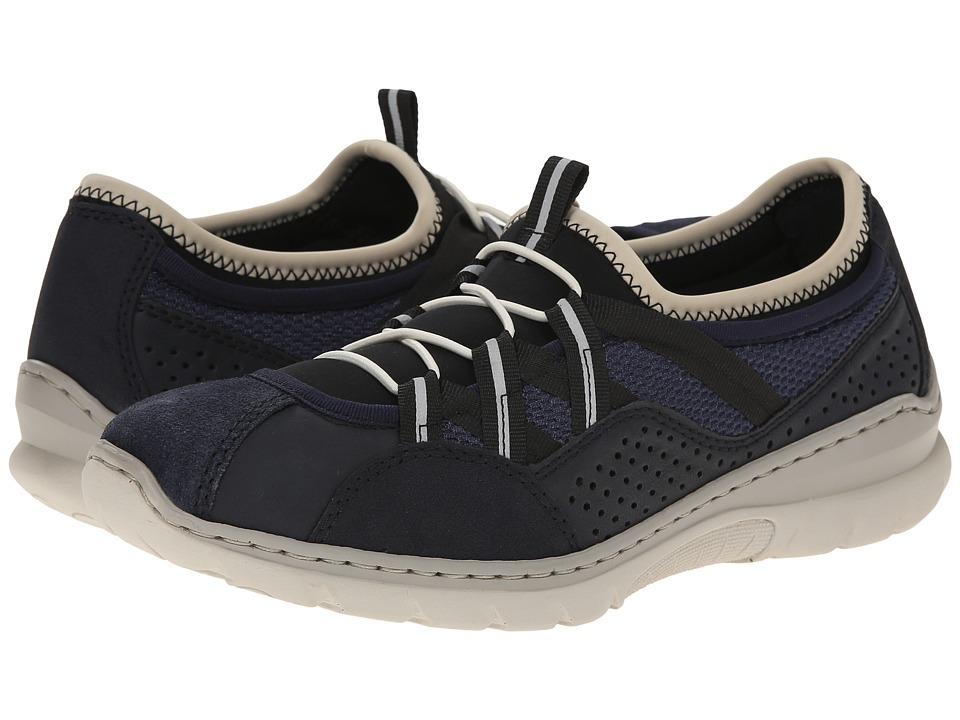 Rieker - L3256 Nikita 56 (Pazifik/Pazifik/Marine/Schwarz) Women's Shoes
