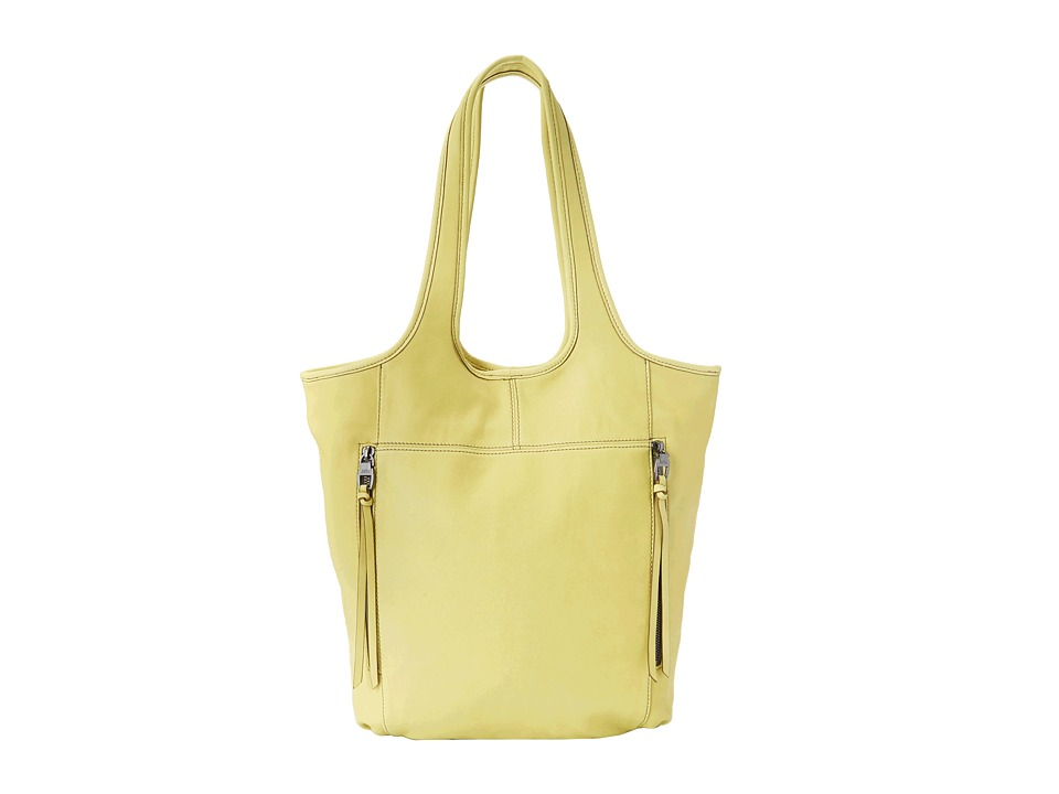 Kooba - Shore Tote (Lemon Yellow) Tote Handbags