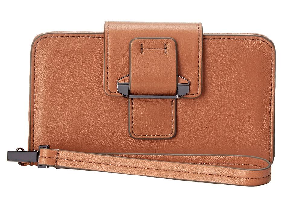 Kooba - Jonnie PDA Wristlet (Rose Gold) Handbags