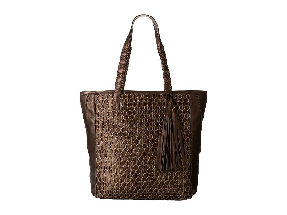 Kooba - Camino Tote (Bronze Metallic) Handbags