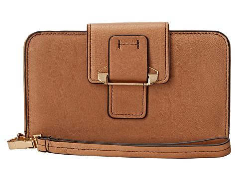 Kooba - Jonnie PDA Wristlet (Camel) Handbags