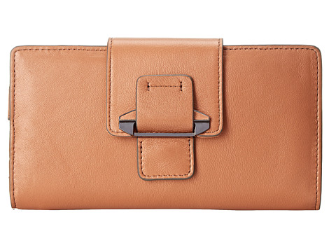 Kooba - Jonnie Tab Wallet (Rose Gold) Wallet Handbags